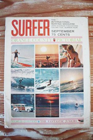 Surfer Mags